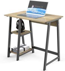 Компьютерный стол с полкой современной мебелью фабрики прямые