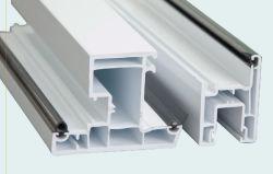 Huaihai profil PVC/UPVC pour fenêtres/portes/feuilles coulissantes, série 95