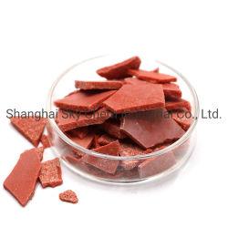 Lederne bräunende chemische Natriumsulfid-/Natriumsulfid-rote Flocken-Gelb-Flocke 50%, 52%, 60% CAS: 1313-82-2