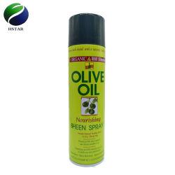 OEM&ODM 개인 상표 감람은 쉰 살포 머리 본질 기름에 상표를 붙인다