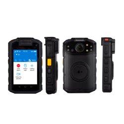 4G Online Body-Worn видеокамеры IP68 Inrico GPS I10 3200Мач долго рабочей