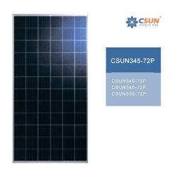 Heiße Sonnenkollektor PV-Baugruppe des Verkaufs-25years der Garantie-330W 335W 340W 345W polykristalline