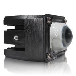 """Lente per proiettore Bi LED da 2.0"""" con aggiornamento della lente per proiettore bixeno LED da 60 W. Lampadina fari"""