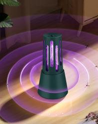 La luz de la trampa de mosquito eléctrico de la luz de la matanza de vuelo