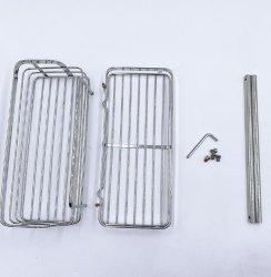 シャワーの洗面所の台所のための取り外し可能な棚ワイヤーバスケット