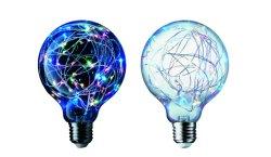 Lámparas LED lámpara decorativa de alambre de cobre para la decoración