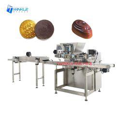100kg小型小さい中心によって満たされるサーボタイプチョコレート預金者チョコレートサーボ沈殿機械チョコレート機械