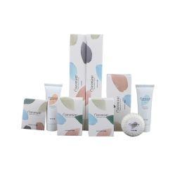 Lavar el cabello, cosméticos Body Lotion el tubo de plástico