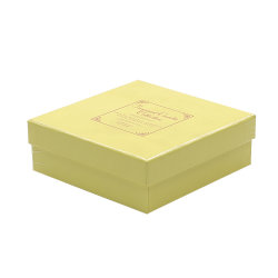 멋진 맞춤형 귀금속 화장품 스킨케어 선물 종이 포장 상자