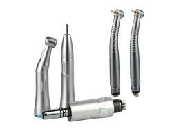 CE Approval leidde Kavo NSK W&H Dental Tool Dental Chair Sets met handstukken voor hoge snelheid met kits voor lage snelheden