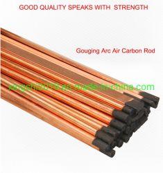 DC медным покрытием Arc выдалбливания электрод для резки металла стальные