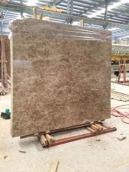 طبيعيّة حجارة عمليّة صقل [إمبردور] ضوء - ألواح أسمر رخاميّة لأنّ داخليّة أرضيّة جدار قراميد