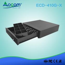 Cassetto contanti in metallo intelligente Supermarket da 410 mm per sistema POS