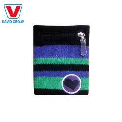 Pequenos presentes 100% algodão Sport pulseiras banda para itens de Publicidade