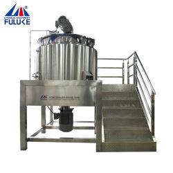 ミキサープラウシアー液石鹸製造装置