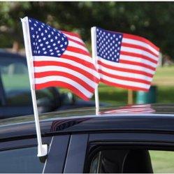 Affichage de l'impression Durable USA drapeau de la fenêtre de voiture