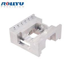 Piezas de aluminio para mecanización CNC de alta precisión para controladores