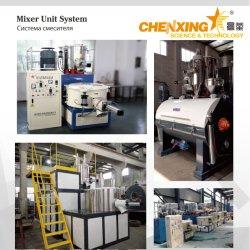 4. Batidora/calefacción/refrigeración mezcla Mezclador de plástico de alta velocidad