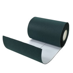 손쉬운 작동 강한 접착 환경 친화적 비 우븐 섬유 합성 방수 접착식 단일 면 인조 터프 잔디 접합 테이프