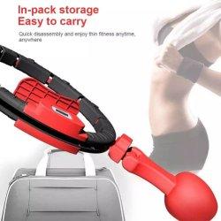 2020 Nouveau produit des équipements de Gym Smart Hula Hoop avec l'exercice Ball