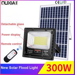新しい力の表示太陽LED洪水ライト25/40/60/100/200/300WフラッドライトIP67