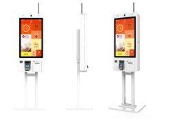 L'autonomie de la commande kiosque pour Restaurant fastfood