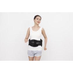 Sistema de polea ajustable correas de cintura para bajar el corsé ortopédico el alivio del dolor lumbar