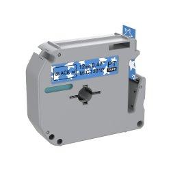 Nastro adesivo adesivo per etichette per cartoni Puty M-CT301p compatibile con Brother Stampante