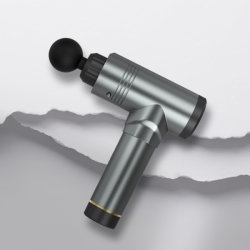 プロ仕様の小型高周波回転コードレスボディ振動マッサージガン フィットネススポーツディープマッスルガンマサガー