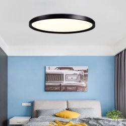 indicatore luminoso di soffitto messo rotondo Pendant del supporto LED della superficie del montaggio di comitato del lampadario a bracci della lampada 96W LED Downlight di 40/50/60/90/120cm per i progetti ed i distributori di illuminazione