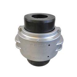 Cone flexível Acoplamento de grade para compressores