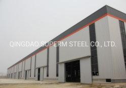비용 효율적인 강철 금속 상업 창고