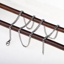 Braccialetto di vendita a caldo Banglet Accessori per la produzione di acciaio inox Collana a catena Moda gioielli