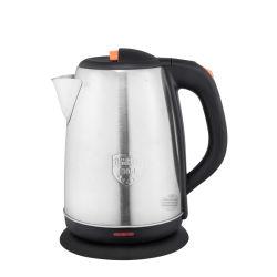 Электроприбор быстрого кипячения воды чайник оранжевый электрический чайник из нержавеющей стали