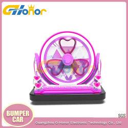 Для использования внутри помещений Родительский-дочерний игра аркада с электронным управлением машины на детей Arcade бампер автомобиля гоночную игру машина работает от батареи бампер автомобиля для продажи