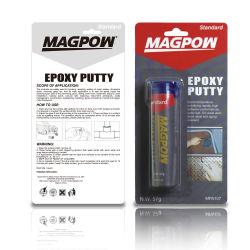 Mastice di riparazione epossidica in acciaio ad alta resistenza Magpow da 5-10 minuti