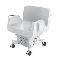 Beckenboden Muskelkontraktionen Maschine Harninkontinenz Elektromagnetische EMS Stuhl