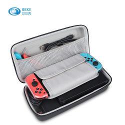 Interruptor de Nintendo el caso de la tarjeta de bolsa de almacenamiento para Nintendo Contacto Bolsa de viaje con asa