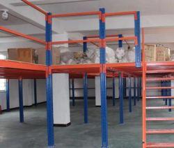 プラットフォームメザニン倉庫大容量多層鋼メザニンプラットフォーム