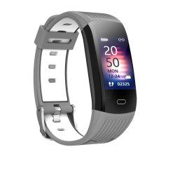 CE RoHS Wholesale Mobile Phone LED スマートフォンデジタルファッションレディース 人バンドの女性のスポーツの適性のシリコーンのブレスレット Bluetooth のギフト Android Wrist Smart Watch