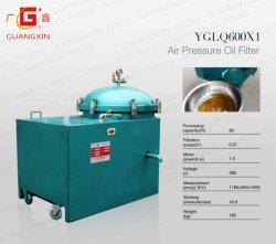 Pressão de ar cozinhar máquina de filtragem de óleo de amendoim comestíveis