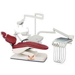 أفضل سعر لأسنانيّة كرسي تثبيت جمليّة أسنانيّة تعقيم تجهيز مع وسادة جلدية مصنوعة من الألياف الدقيقة