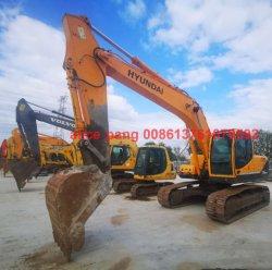 Hyundai R215-9 R210 pour les excavatrices à chenilles hydraulique utilisé machinerie de construction