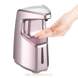 Infrarotfühler-kundenspezifische an der Wand befestigte intelligente Hände, die automatische Induktions-waschende Telefon Touchless Sprüher-flüssiger Spiritus-desinfizierende Seifen-Zufuhr säubern