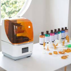 3DTALK Dental Équipements dentaires de l'imprimante 3D avec une grande exactitude et précision pour la dentisterie