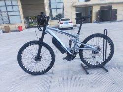 48V500W LA MI-Moteur suspension totale de bicyclettes vélo électrique