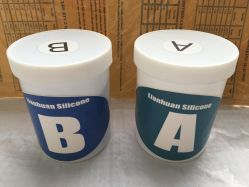Doux et de silicone liquide versable en silicone pour l'alimentation