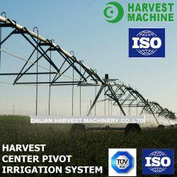 良い業績の中心のピボット潅漑機械か農業の用水系統