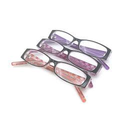 Les petites lunettes de lecture Cp charnière en métal des lunettes de lecture d'injection