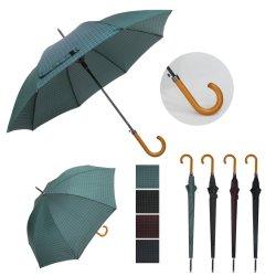 Ouvrez la poignée de grille droite parapluie automatique